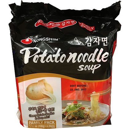 Potato Noodle Soup