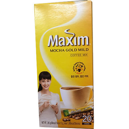 Maxim Mocha Gold Mild
