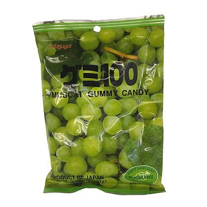 Muscat Gummy Candy