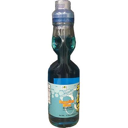 Hawaiian Blue Soda