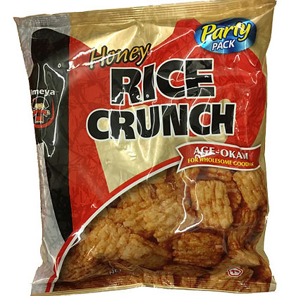Honey Rice Crunch