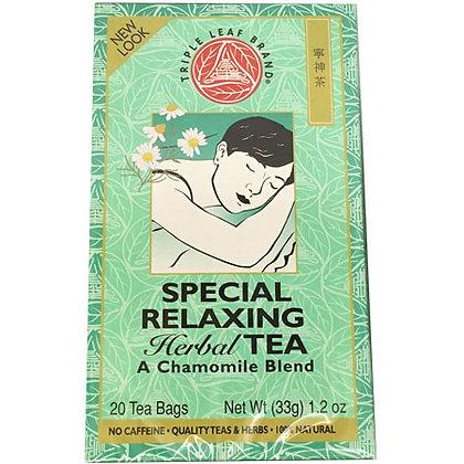 Special Relaxing Herbal Tea
