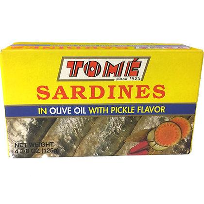 Tome Sardines