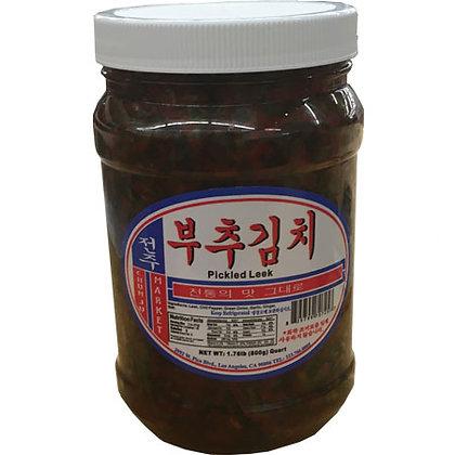 Pickled Leek