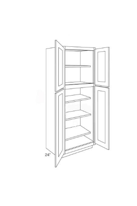 SE U2490 Tall Cabinet