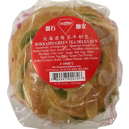 Hokkaido Green Tea Milky Bun