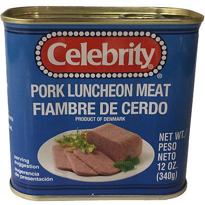 Pork Luncheon Meat-Celebrity