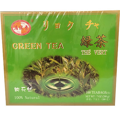 Green Tea The Vert