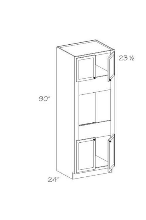 SE OVS3390 Single Oven Cabinet