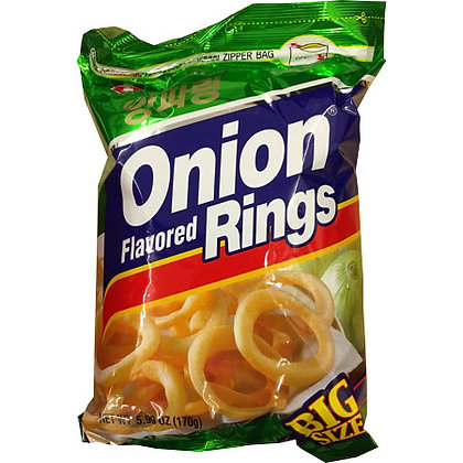 Onion Flavored Rings