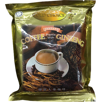 Coffee Premix with Ginseng