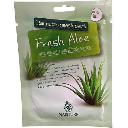 Fresh Aloe Face Mask