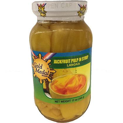 Jackfruit Pulp in Syrup