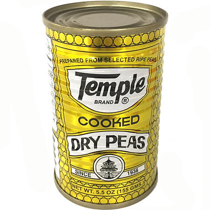 Temple Cooked Dry Peas