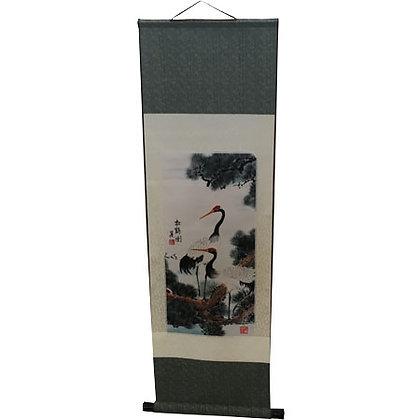 Crane Scroll