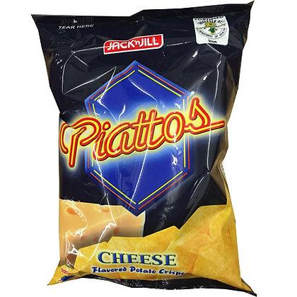 Cheese Flavored Potato Crisps