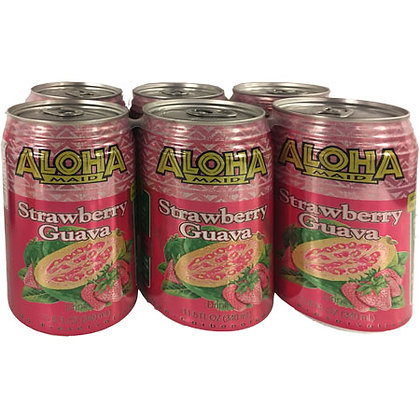 Aloha Strawberry Guava Drink
