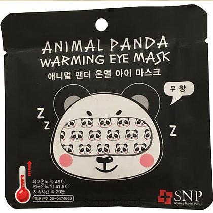 Animal Panda Warming Eye Mask