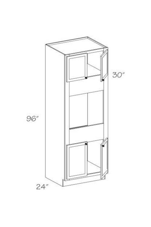 SE OVS3396 Single Oven Cabinet
