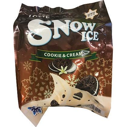 Cookie & Cream Snow Ice
