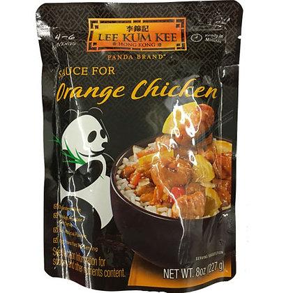 Sauce for Orange Chicken