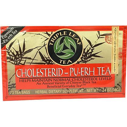 Cholesterid Pu-Erh Tea