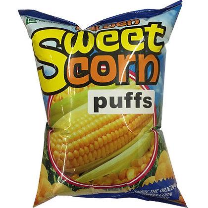 Sweet Corn Puffs
