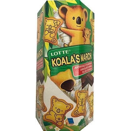 Lotte Koala's March Chocolate