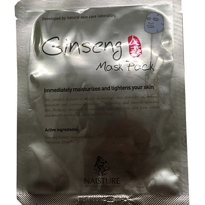 Ginseng Mask Pack