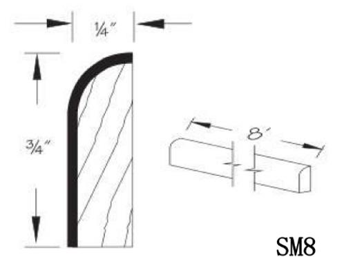 SW SM8Scribe Molding