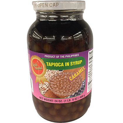 Tapioca in Syrup