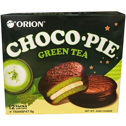 Green Tea Choco Pie