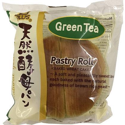 Green Tea Pastry Roll