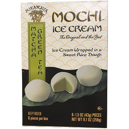 Matcha Mochi Ice Cream