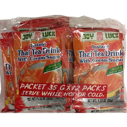 Instant Thai Tea Packets