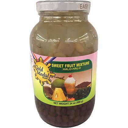Sweet Fruit Mixtures