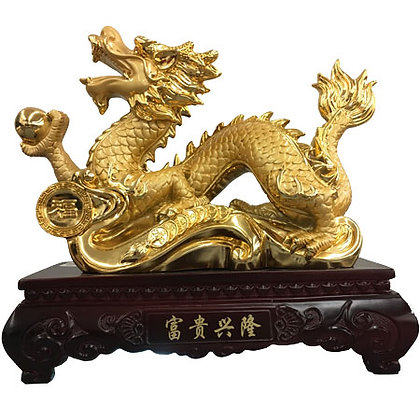 Golden Dragon of Fortune