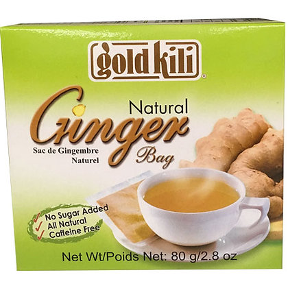 Natural Ginger Bag