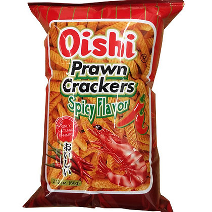 Spicy Prawn Crackers