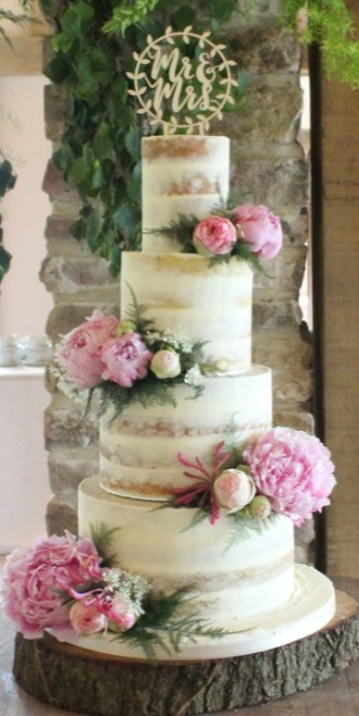 Catkin Flowers - The Pink Cake Box