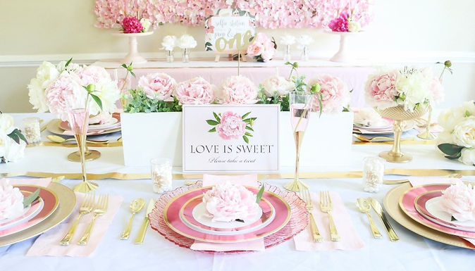 Event Planner:  Sweetly Chic Events & Design