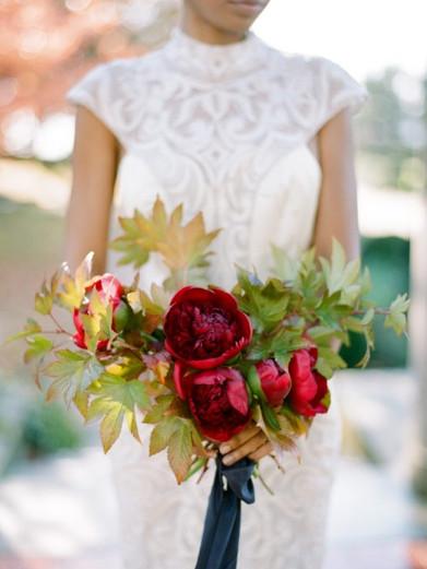 Ariel Dearie Flowers - Rebecca Yale Photography