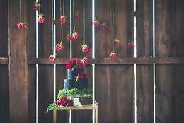 Florist:  Petals and Hedges