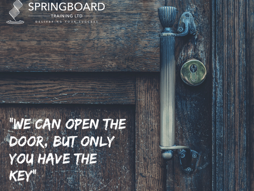 We can open the door, but only you have the key.