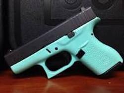 Tiffany Blue Glock