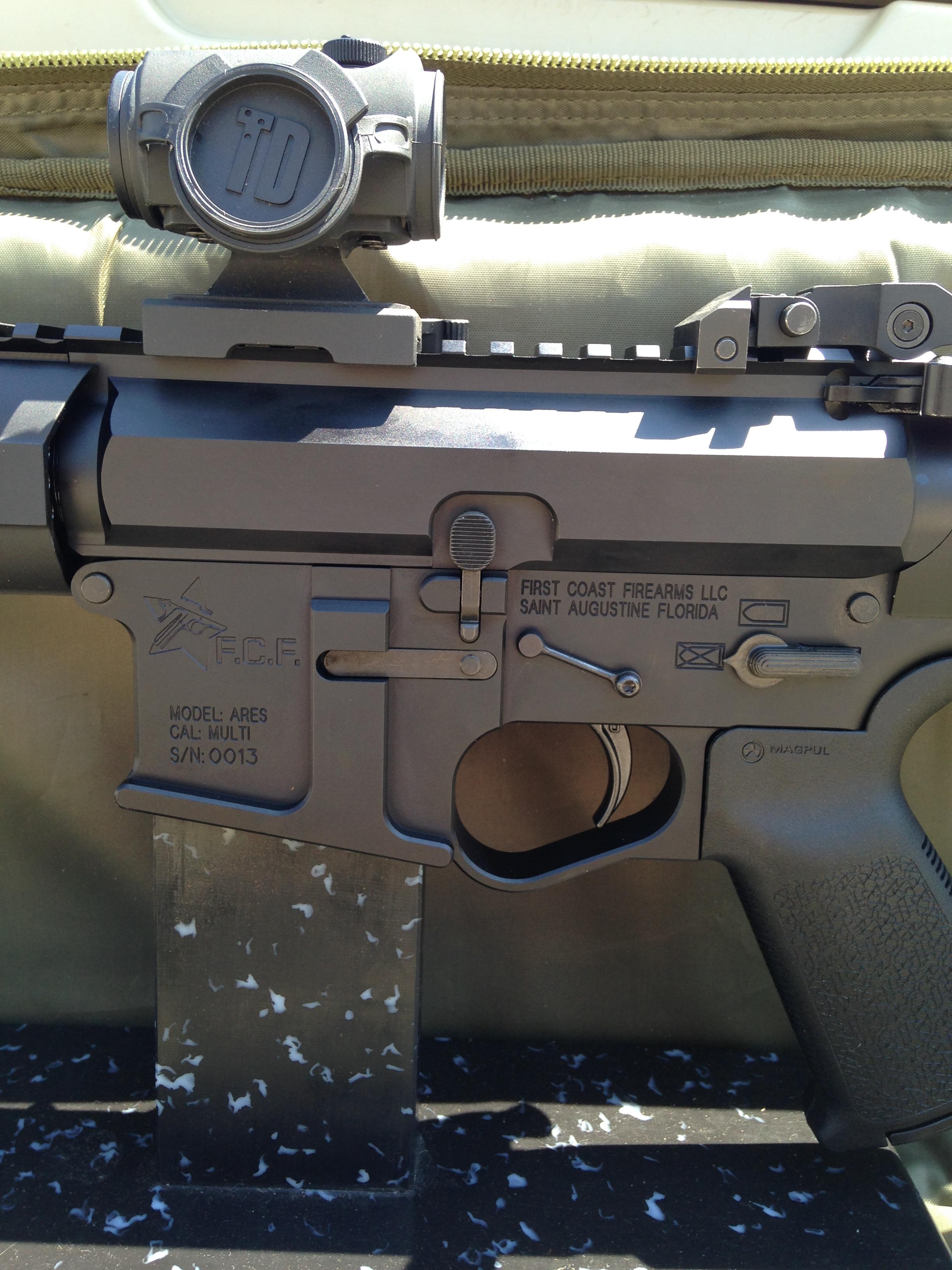 FCF Rifle Tungsten