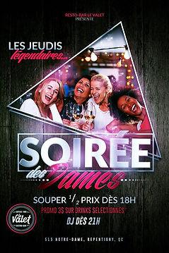 soirée des dames / ladies night, club, promotion, danse