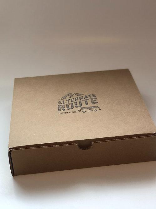 Alternate Route Sample Box