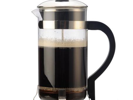 The Alternate Route Coffee Press Method