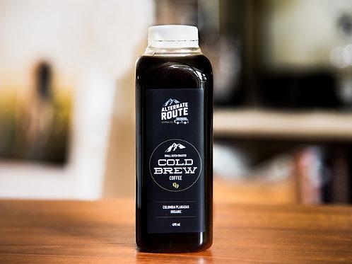 Bottled Cold Brew